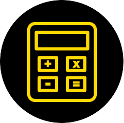 HPartners - calculator icon