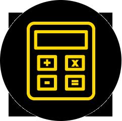 HPartners - calculator icon