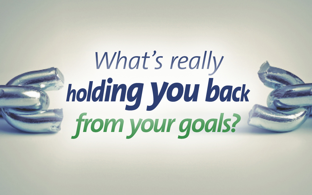 HPartners - What's really holding you back from your goals?